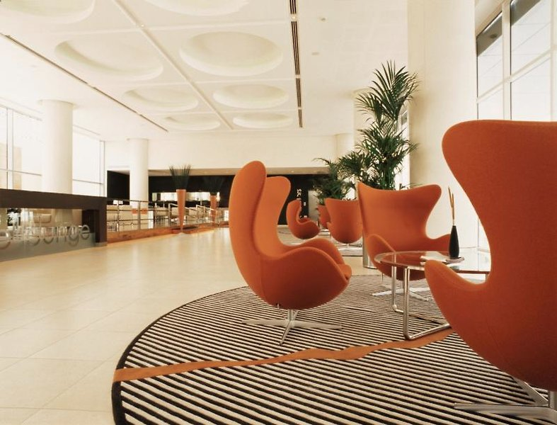 ibis World Trade Center Dubai Lounge/Empfang