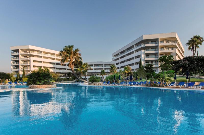 Alfagar II Aparthotel Pool