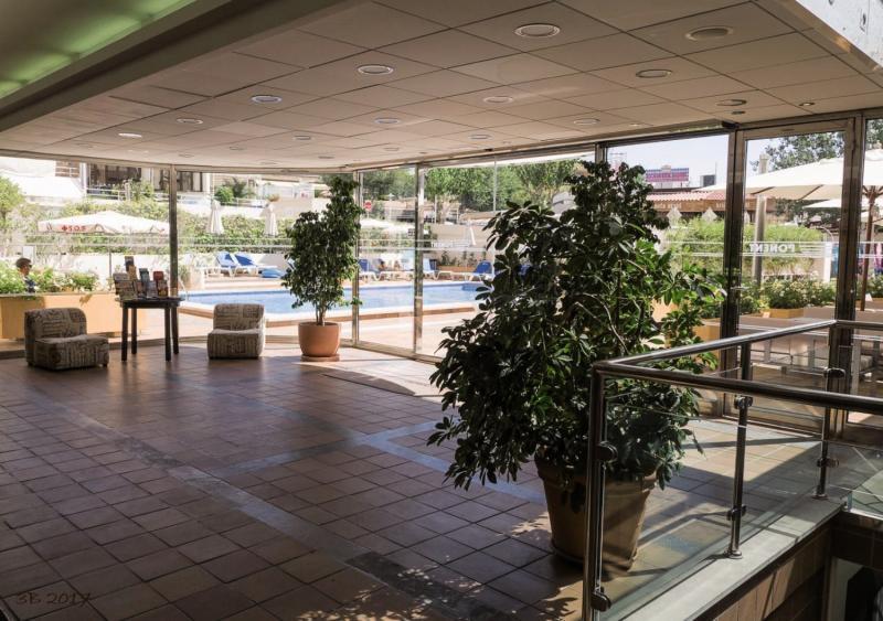 Ponent Apartamentos Lounge/Empfang