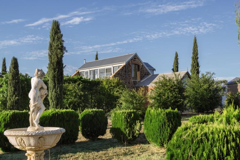 Barossa Shiraz Estate Außenaufnahme