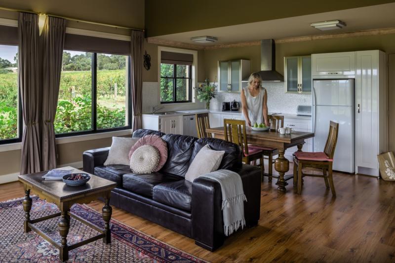 Barossa Shiraz Estate Lounge/Empfang