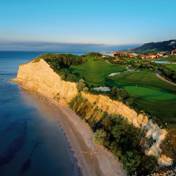 Thracian Cliffs Golf & Beach Resort Landschaft