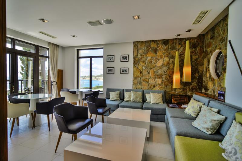 Thracian Cliffs Golf & Beach Resort Lounge/Empfang