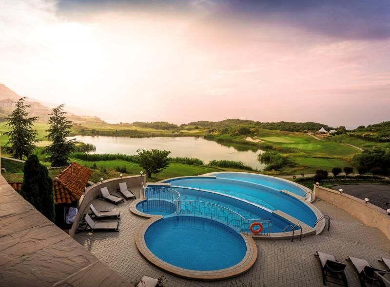 Thracian Cliffs Golf & Beach Resort Pool