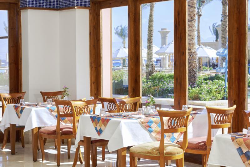 Mosaique Beach Resort Taba Heights  Restaurant