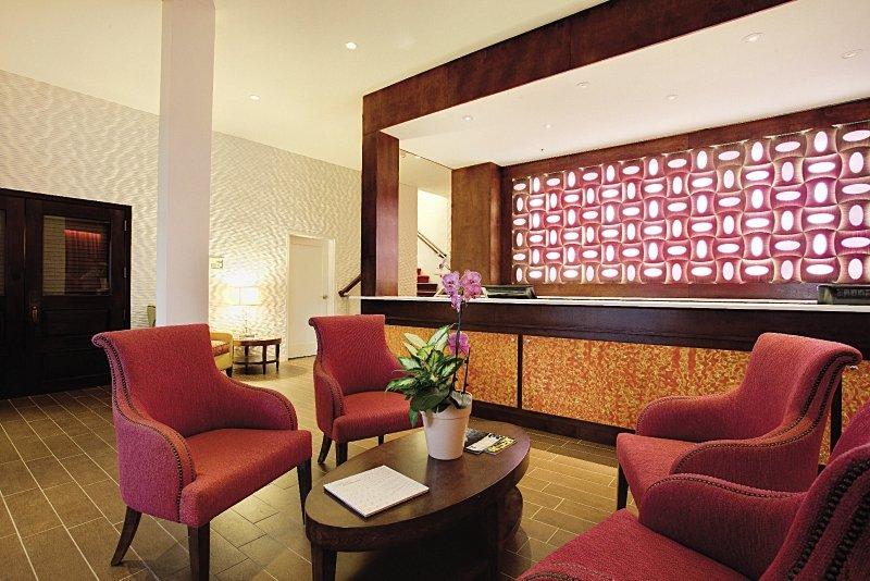 The Landon  Lounge/Empfang