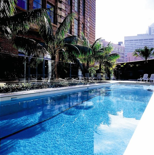 Adina Apartment Hotel Sydney Central Pool