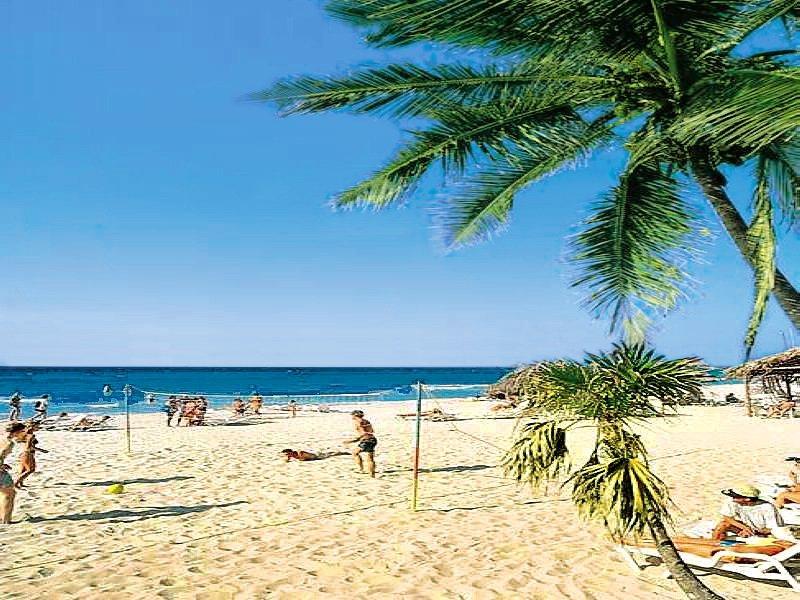 Barcelo Solymar & Arenas Blancas Resort Strand