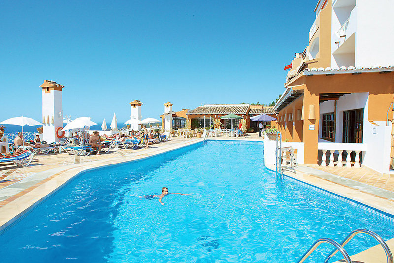 Aldea 2 Cala Fornells Pool