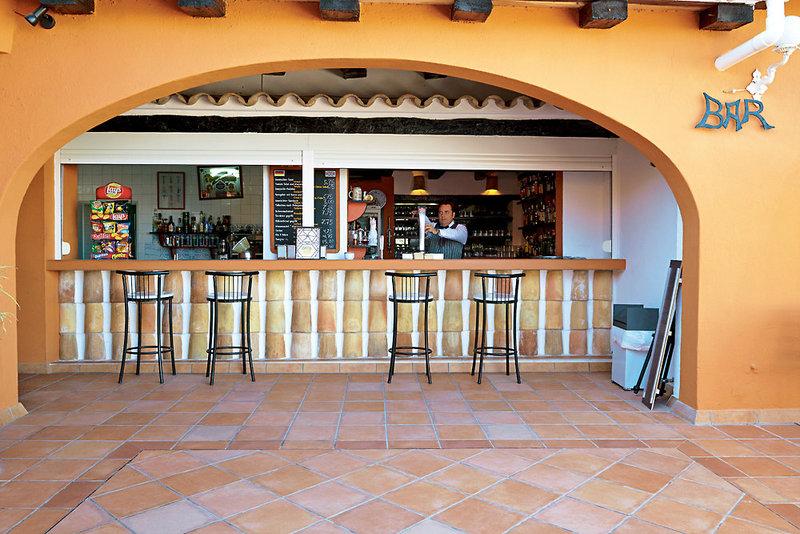 Aldea 2 Cala Fornells Bar