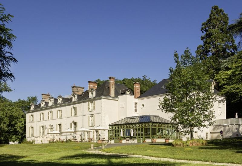 Chateau de la Rozelle Außenaufnahme