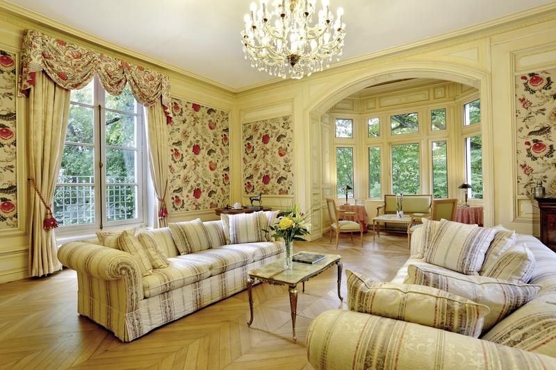 Chateau de la Rozelle Lounge/Empfang