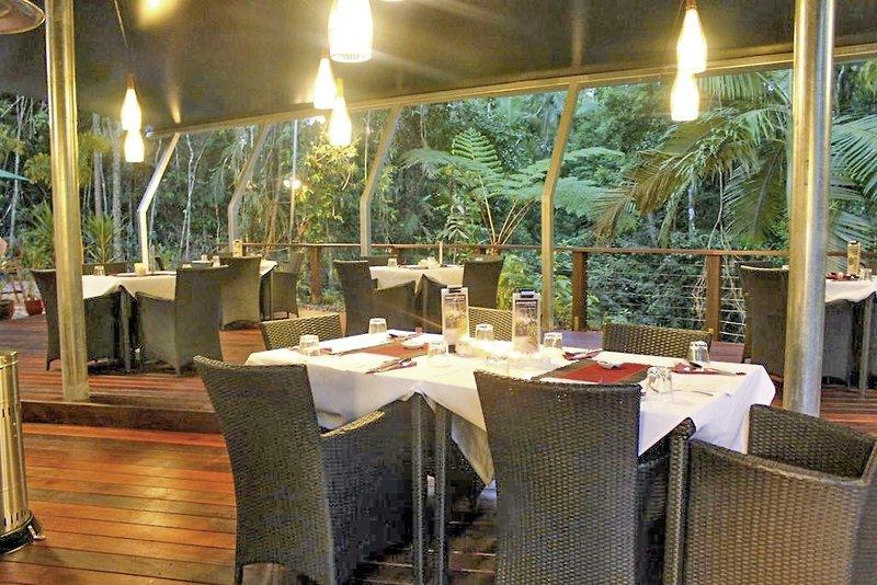 Heritage Lodge & Spa Restaurant