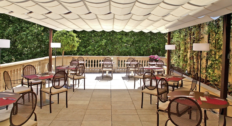 Boutique Hotel Can Alomar Terrasse