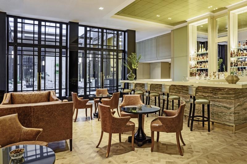 Alvear Icon Hotel Bar