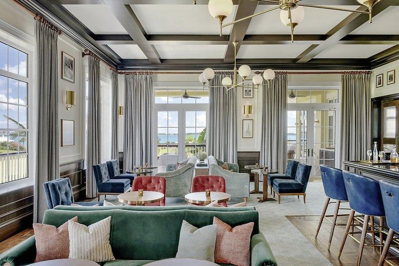 Rosewood Bermuda  Lounge/Empfang