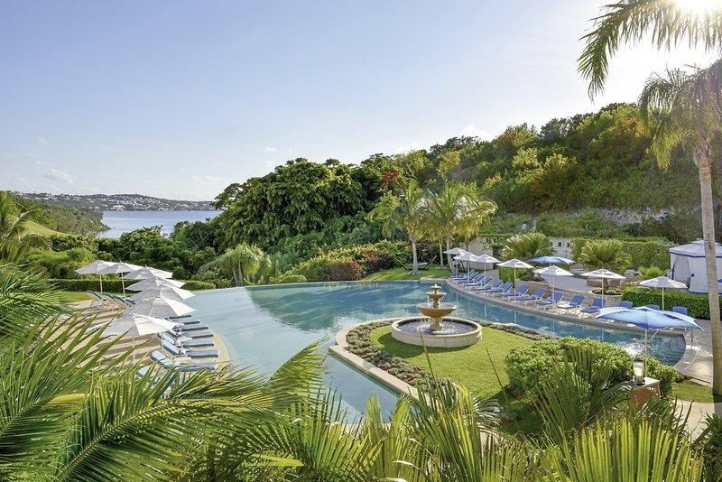 Rosewood Bermuda  Garten