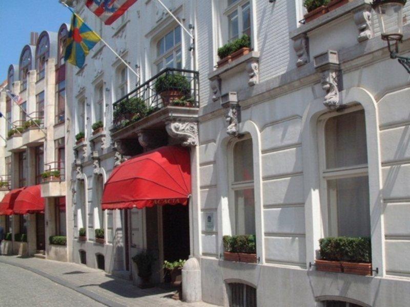 Hotel Acacia Außenaufnahme