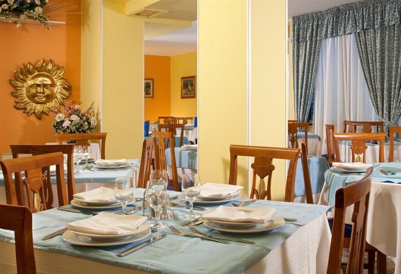 Al Sole Terme Restaurant