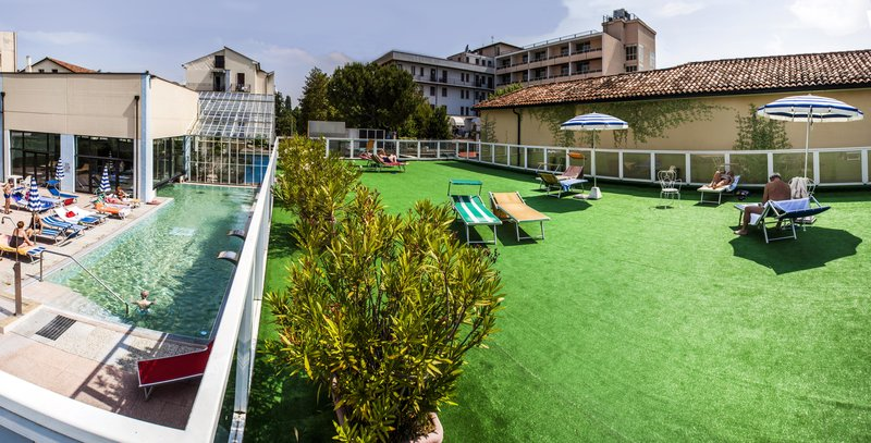 Al Sole Terme Garten