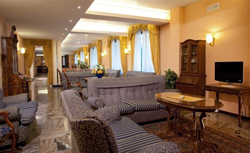 Al Sole Terme Lounge/Empfang