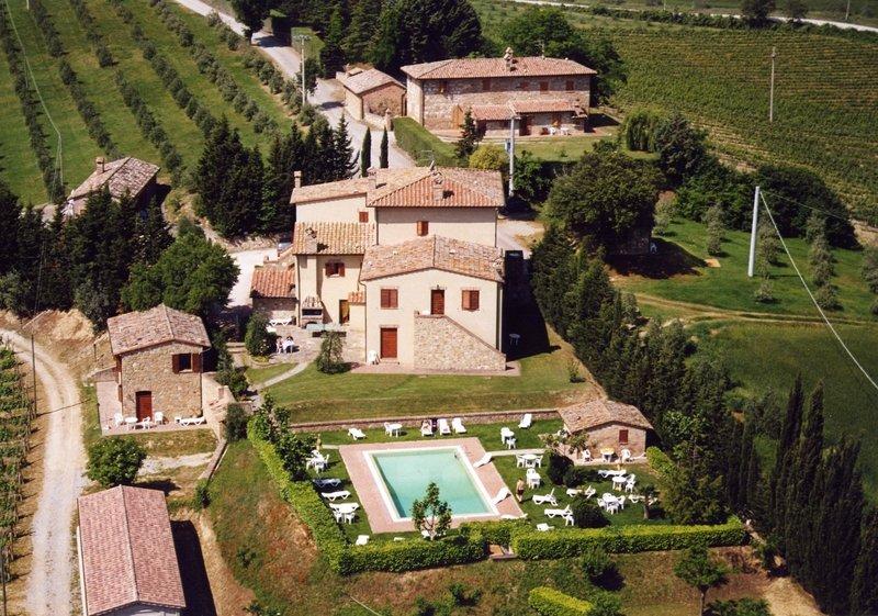 Palazzo Bandino Außenaufnahme