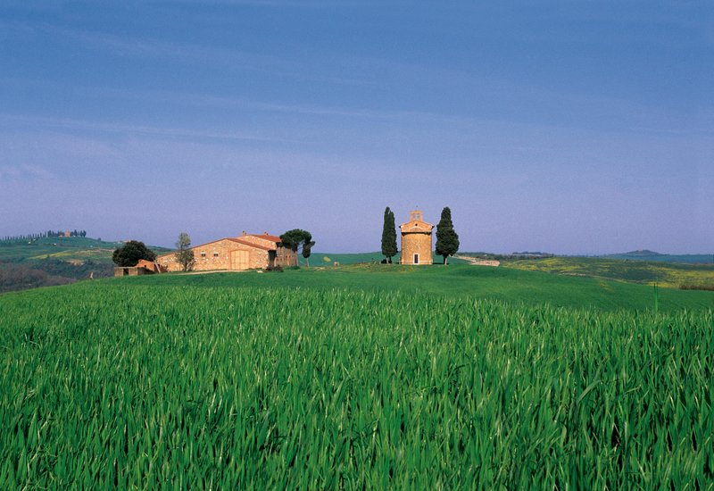 Palazzo Bandino Landschaft