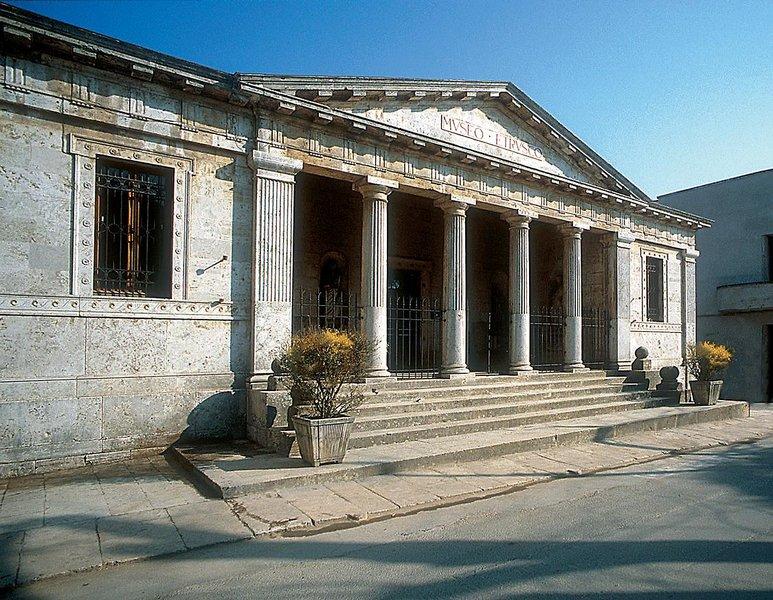 Palazzo Bandino Terrasse