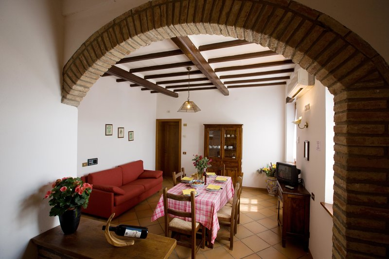 Palazzo Bandino Lounge/Empfang