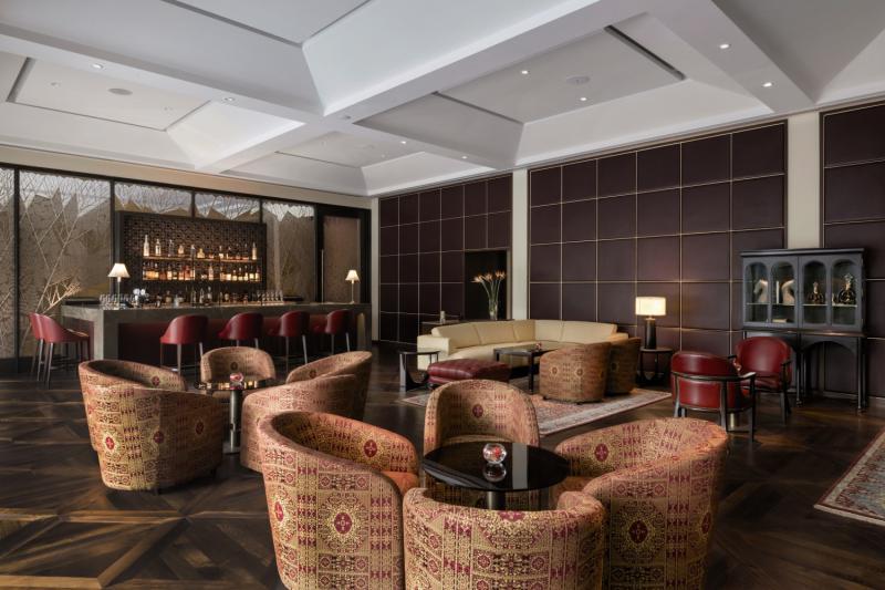 The Oberoi Delhi Lounge/Empfang