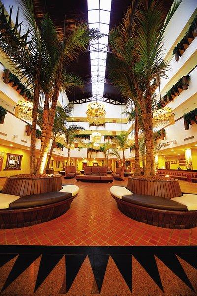 Vila Gale Fortaleza Lounge/Empfang