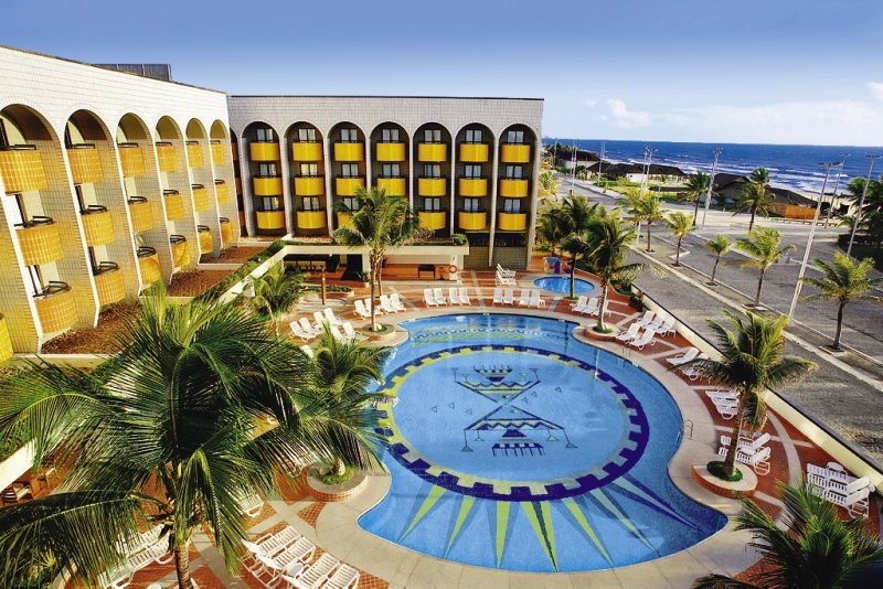 Vila Gale Fortaleza Pool