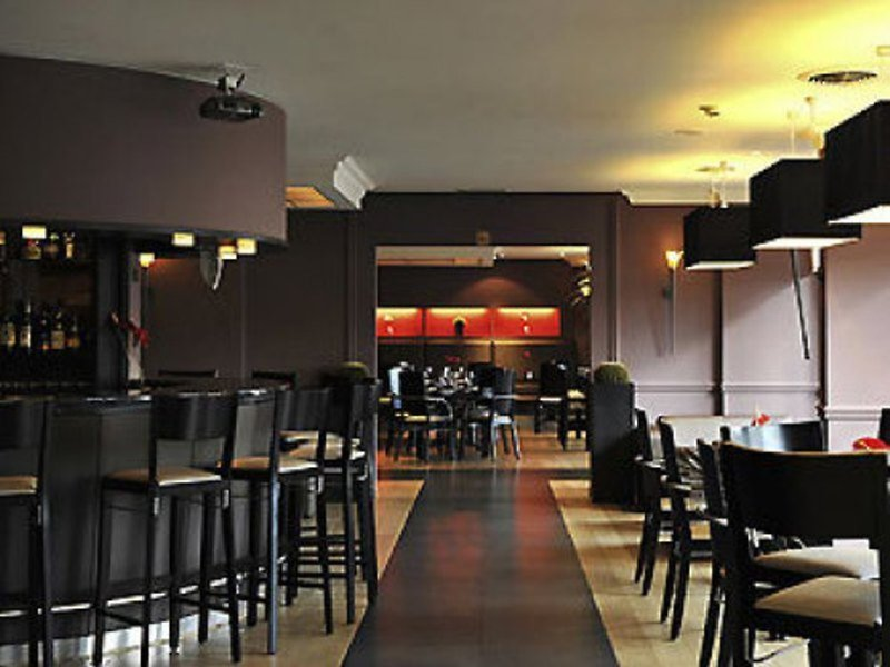 Mercure Brussels Airport Bar