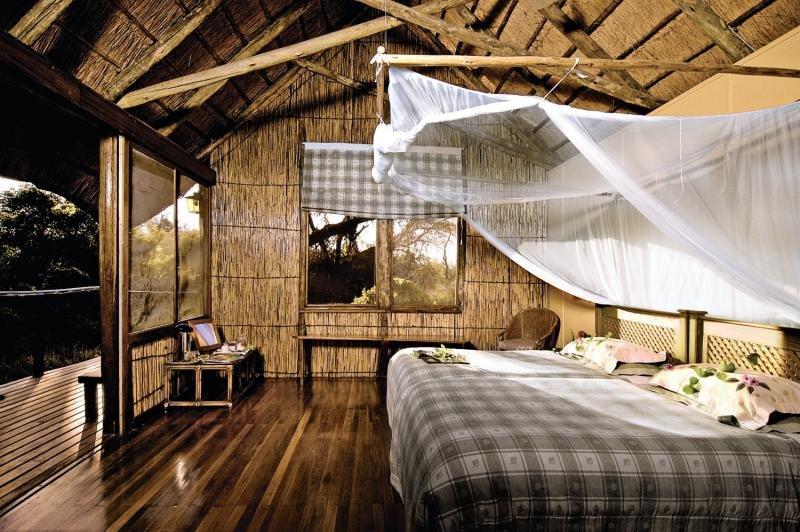 Xugana Island Lodge Wohnbeispiel