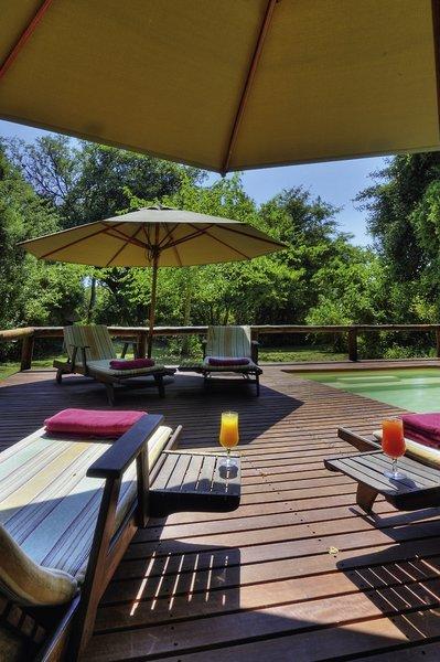 Xugana Island Lodge Pool