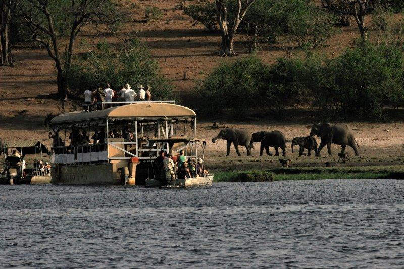 Chobe Safari Lodge Sport und Freizeit