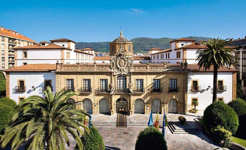 Eurostars Hotel de La Reconquista Außenaufnahme