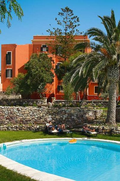 Villa Asfodeli Außenaufnahme