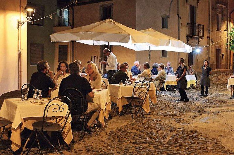 Villa Asfodeli Restaurant