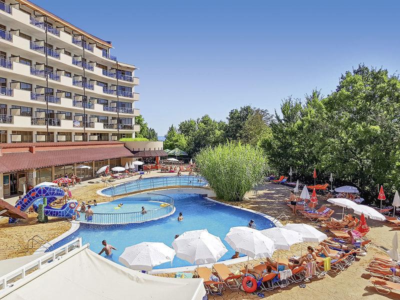 Berlin Green Park Hotel Pool