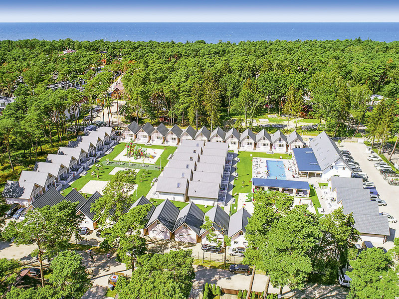 Holiday Park & Resort - Pobierowo Außenaufnahme
