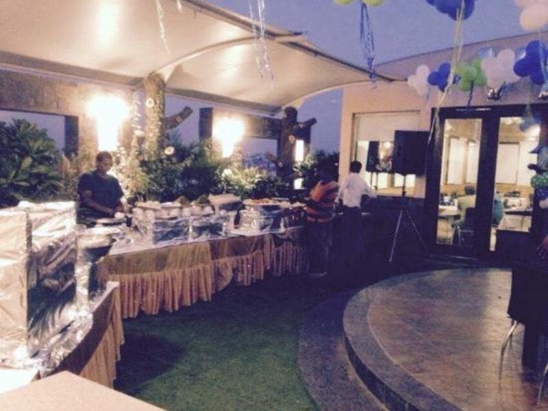 Hari´s Court Inns & Hotels - Lajpat Nagar Restaurant