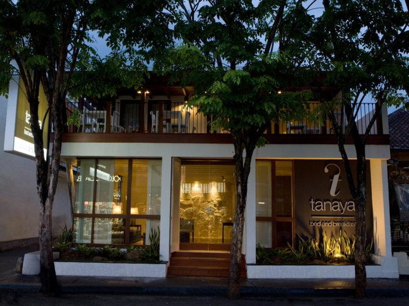 Tanaya Bed & Breakfast Bali Außenaufnahme