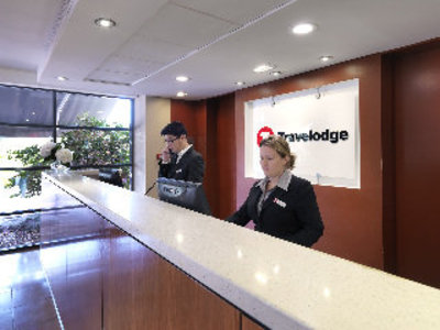 Travelodge Hotel Blacktown Sydney Lounge/Empfang