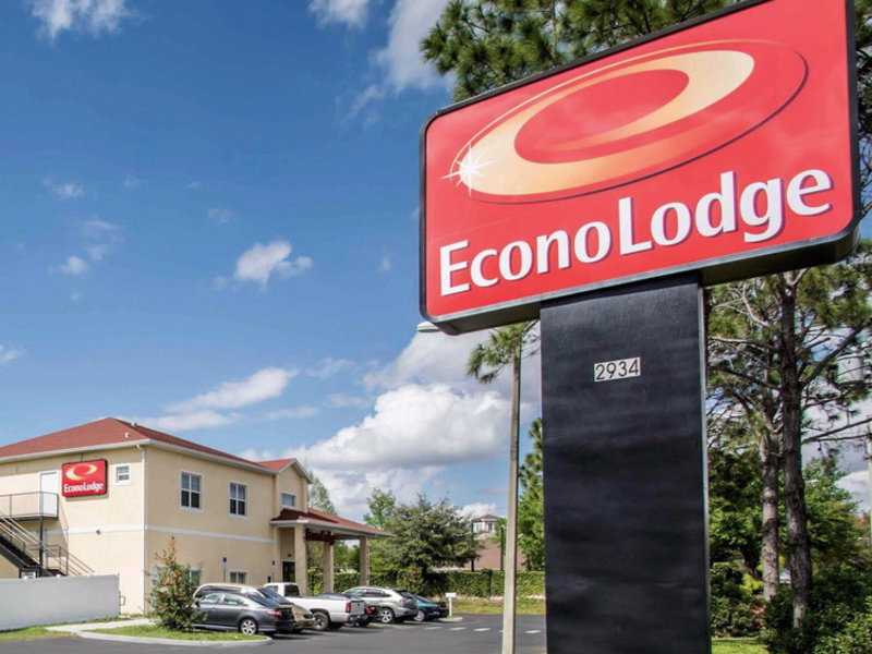 Econo Lodge Kissimmee - Polynesian Blvd. Außenaufnahme