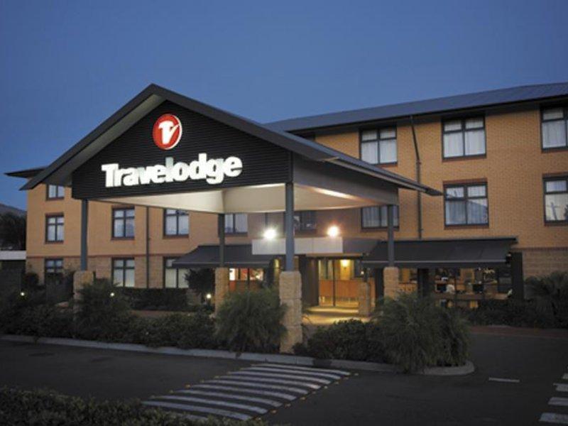 Travelodge Hotel Blacktown Sydney Außenaufnahme