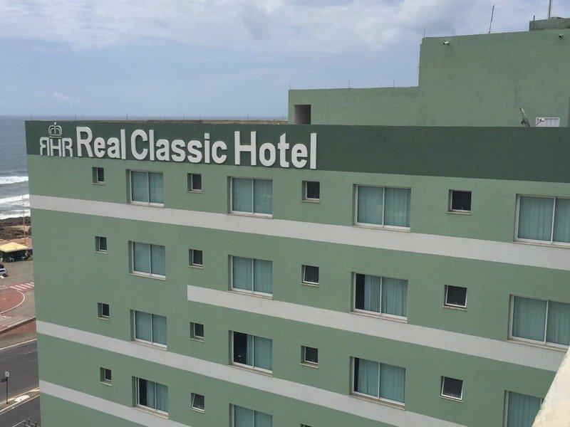 Real Classic Bahia Außenaufnahme
