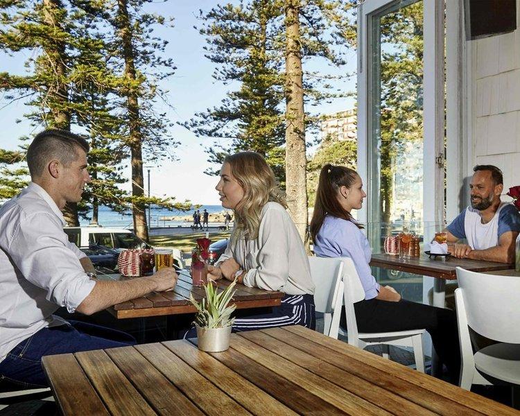 The Sebel Manly Beach Restaurant