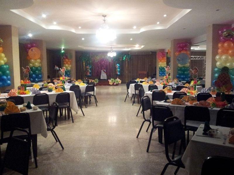 Hotel Caribe Panama Restaurant