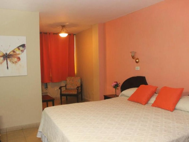 Hotel Caribe Panama Wohnbeispiel